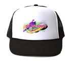 Trucker Hat Cap Foam Mesh Sports Hockey Slap Shot