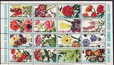 Guinea Ecuatorial - Bloemen/Flowers/Blüte
