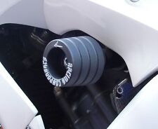 TP052 ROULETTES PROTECTION DUCATI HYPERMOTARD 2007-2013 TAMPONS PROTEGE CARENAGE