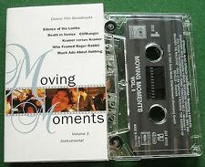 Moving Moments Film Tracks Instrumentals Death in Venice + Cassette Tape TESTED