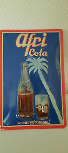 Afri Cola Blechschild 20 x 30cm TOP
