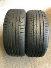 195 55 R 15 85V. (X2) A PAIR OF JINJU GALLOPRO YH18. CAR TYRES.  (CLEARANCE)
