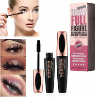 4D Silks Fibre Mascara Eyelash Waterproof Extension Volume Long Lasting Make Up