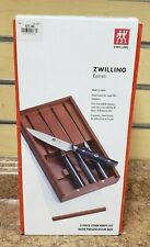 *Zwilling Kanren 4-Piece Steak Knife Set Made in Japan Brand New Sealed