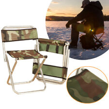 Lightweight Outdoor Folding Chair Stool Fishing  Camping Hiking Picnic Portable