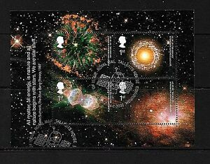GB Stamps 2002 Astronomy MS2315 - Fine used