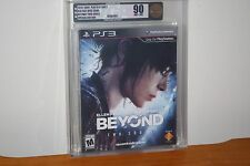 Beyond: Two Souls Special Edition Steelbook (PS3) NEW SEALED MINT GOLD VGA 90!