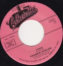 """FRANKIE AVALON - Venus 7"""" 45"""
