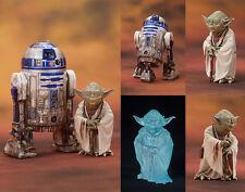 Star Wars - Yoda & R2-D2 ArtFX+ Statue