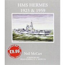 HMS  Hermes  1923 and 1959 by Neil McCart (Hardback, 2001)