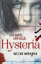 Hysteria BRAND NEW BOOK by Megan Miranda (Paperback, 2013)