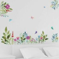 Home Decor Wall Sticker Living Room Bedroom Decoration Nature Plastic Wall Decal