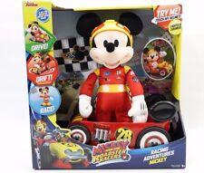 Disney Junior Mickey and the Roadster Racers Racing Adventure Stuffed Mickey