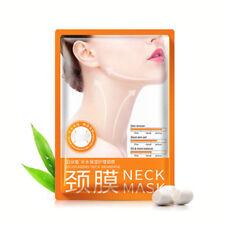 Hyaluronsäure Lifting Halsmaske Spa-Behandlung Anti-Agin Maske Hautpflege
