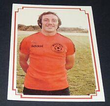J-M. GIACHETTI STADE LAVALLOIS LAVAL AMERICANA PANINI FOOTBALL 79 1978-1979