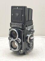 Rolleiflex 2.8F Twin Lens Reflex TLR Camera - Carl Zeiss Planar 80mm f2.8 Lens