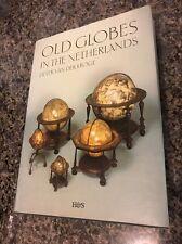 Old Globes In The Netherlands Peter Van Der Krogt OP Book 1st Rare 1984 HES Pub