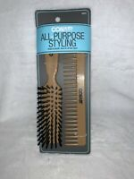 Conair All Purpose Styling Brush & Comb Set 93013Z