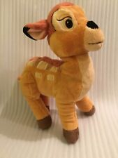 "Disney 14"" Bambi Plush Stuffed Animal"