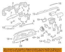 PORSCHE OEM 00-01 911 Instrument Panel Dash-Center Molding 99655299808