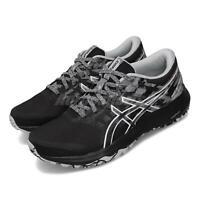 Asics Gel-Scram 5 Black Grey Womens Trail Running Shoes 1012A474-001