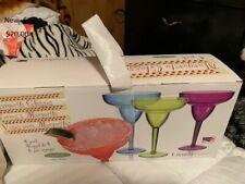 CreativeWare Margarita Glasses 4pack