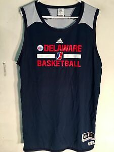 Adidas Reversible NBA Jersey Philadelphia 76ers Team Navy Alt 3rd sz 2X