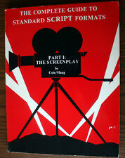 The Complete Guide to Standard Script Formats Pt. 1 : The Screenplay