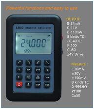 Versatile LB02 Resistance Current Voltmeter signal generator source calibrator