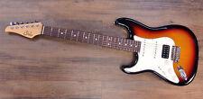 Suhr Classic Pro (HSS) Left-Handed Electric Guitar 3-Tone Sunburst - Rosewood