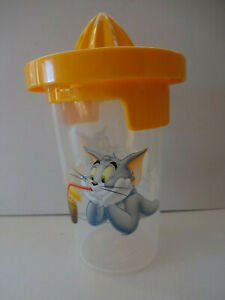 """ McDONALDS HAPPY MEAL TOM & JERRY JUICER "" - RARE."