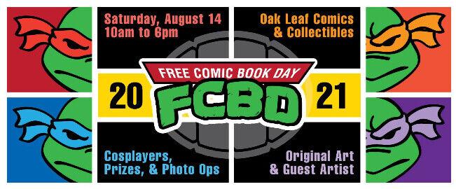 Oak Leaf Comics & Collectibles