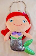The Little Mermaid Plush Coin Purse Princess Ariel Change