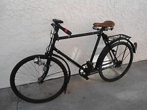 Vintage WWII Swiss Army MO-05 Bicycle (dated 1945)