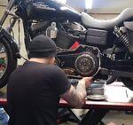 Motorcycle Spares Shop