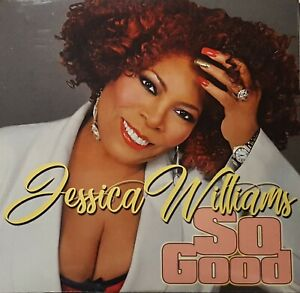 Jessica Williams - So Good - U.S. CD Maxi-Single NEW, SEALED