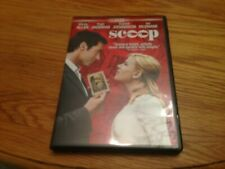 Scoop Woody Allen DVD Scarlett