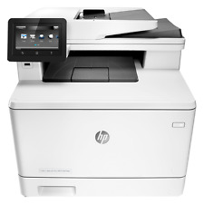 HP Color LaserJet MFP M477fdn CF378A - Duplex Netzwerk Fax ADF Scan-to-Email