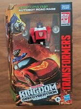 Transformers Kingdom War For Cybertron Deluxe Road Rage Target Exclusive MISB