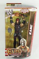 WWE Elite Collection Series 22 Kane Action Figure Championship Belt & Mask