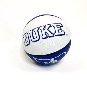 Baden Duke Blue Devils Basketball Ball Blue White 54B7-11 Inflate 7-9 LBS