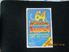64 Winning Betcha$ by Terry Nosek