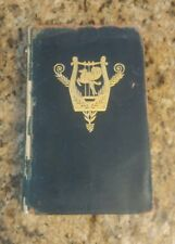 """""""The Golden Treasury of Songs and Lyrics"""" 1924 Francis T. Palgrave *Illustrated*"""
