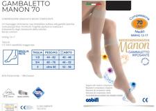 GAMBALETTO RIPOSANTE CABIFI MANON 70 DENARI CALZE ELASTICHE COMPRESSIONE MEDIA