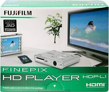 FUJIFILM FinePix HD Player HDP-L1 and Remote for 3DW1 3DW3