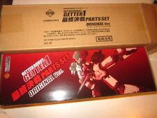 Fewture EX Chogokin Getter 1 Robot Parts Set Original Version Original New