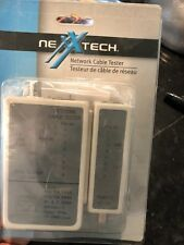 nexxtech network cable tester