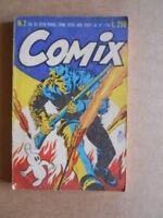 COMIX n°2 1970 con Batgirl edizione Mondadori  [P10]