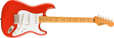 Fender Squier Classic Vibe '50s Stratocaster, Fiesta Red, Maple