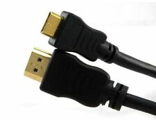 15 FT Mini-HDMI C to HDMI A Cable Specification 1.3a 1080p Cable Cord